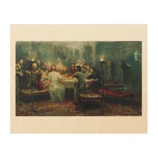 The Last Supper Wall Art by Repin