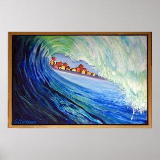 The last tsunami 2004 posters