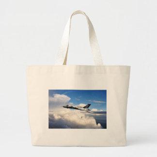 The Last Vulcan Large Tote Bag