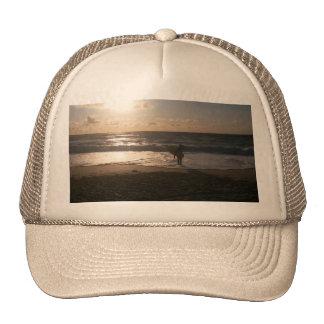 The Last Wave Surfer Trucker Hat
