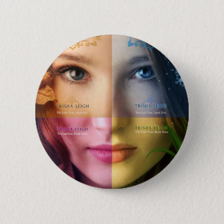 The Last Year Cover Button! 6 Cm Round Badge