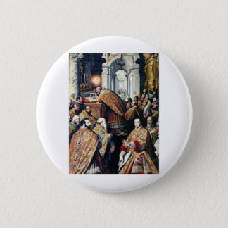 The Latin Mass Collection 6 Cm Round Badge