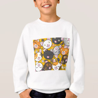The laughing cats sweatshirt
