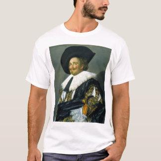 The Laughing Cavalier - 1624 - Franz Hals (Dutch) T-Shirt