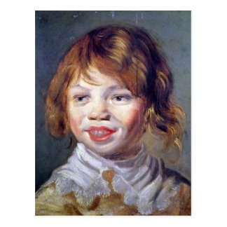 The Laughing Child Postcard