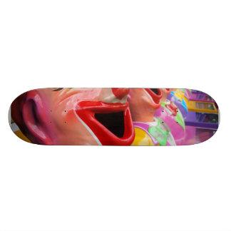 The Laughing Clowns Skate Decks