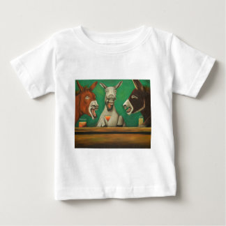 The Laughing Donkeys Baby T-Shirt