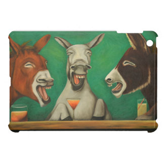 The Laughing Donkeys iPad Mini Covers