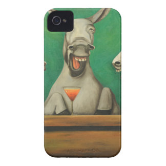 The Laughing Donkeys iPhone 4 Covers