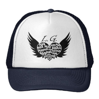 The LaughingGurl Trucker Hat