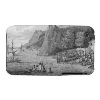 The Launch of the North West America at Nootka Sou Case-Mate iPhone 3 Cases
