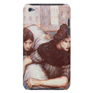 The Laundresses, 1898 (pastel on canvas) Barely There iPod Case