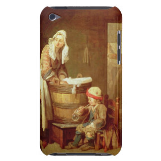 The Laundry Woman iPod Touch Cover