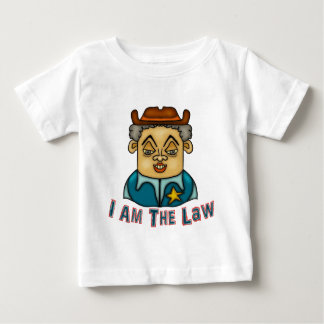 The Law Baby T-Shirt
