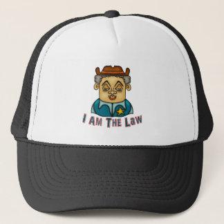 The Law Trucker Hat