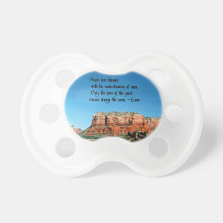The Laws of Spirit Baby Pacifier