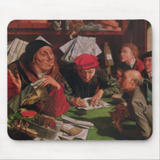 The Lawyer's Office, c.1545 Mouse Pad