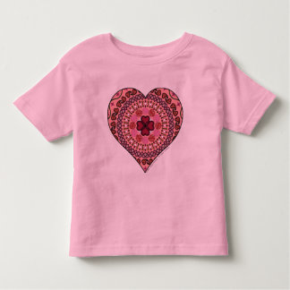 The Layers of the Heart Kid's and Baby Light Shirt