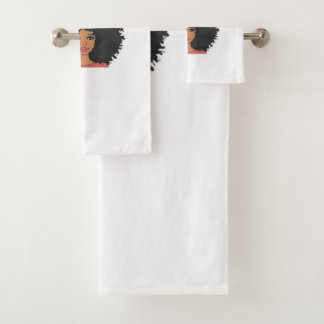 The Layla Collection towel set