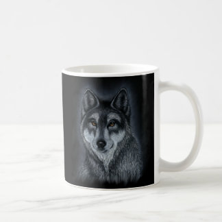 The Leader of the Pack - Wolf Mug