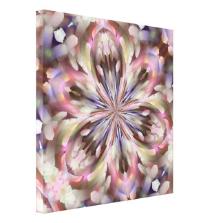 The Leaf Gallery Wrapped Canvas