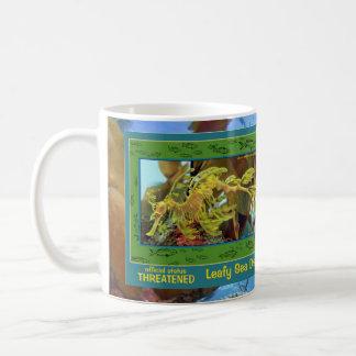 The Leafy Sea Dragon is endangered Coffee Mug