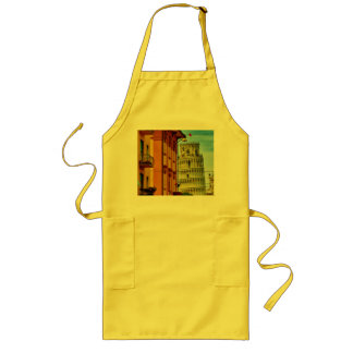 The Leaning Tower of Pisa Cook's Apron