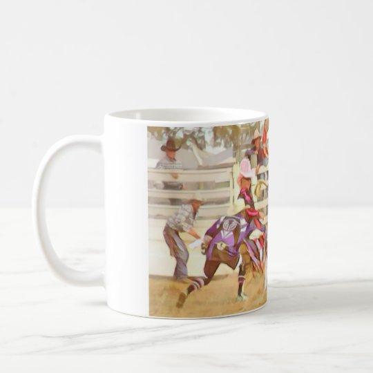 The Leap Coffee Mug