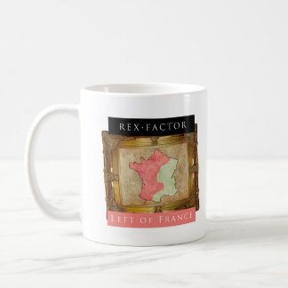The Left of France, Plain Mug