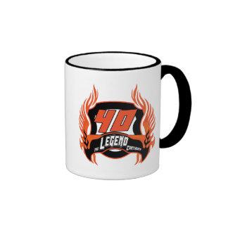 The Legend 40th Birthday Gifts Mug