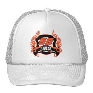 The Legend 50th Birthday Gifts Trucker Hats