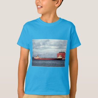 The Legendary Edmund Fitzgerald St. Clair River T-Shirt