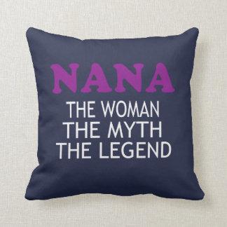 The Legendary NANA! Cushion