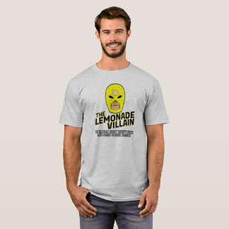 The Lemonade Villain (Men's T-Shirt) T-Shirt