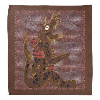 The Leopard Men Head Kerchief