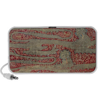 The Leopards of England, 15th century (tapestry) iPod Speaker