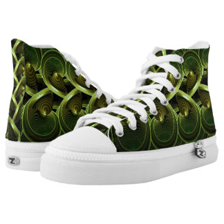 The Leprechaun High tops