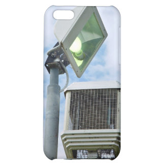 The Lesser Great Bug Zapper against sky iPhone 5C Case