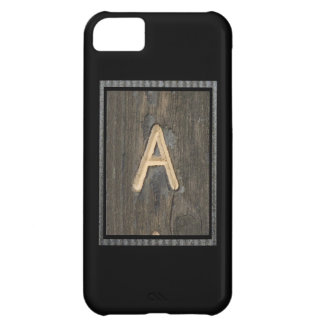 The Letter A Case For iPhone 5C