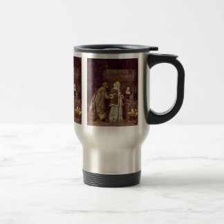 The Letter By Borch D. J. Gerard Ter Coffee Mugs