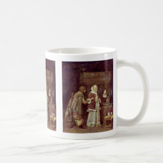 The Letter By Borch D. J. Gerard Ter Mug