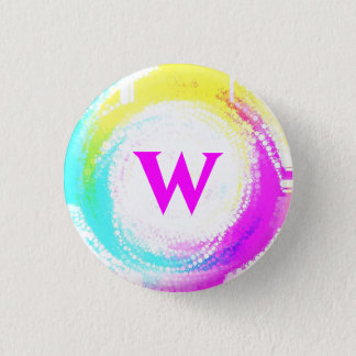 The Letter W Button
