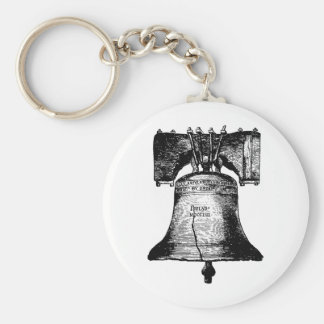 The Liberty Bell Key Ring