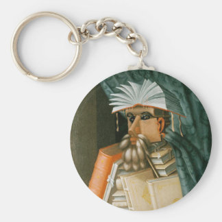 The Librarian Key Ring