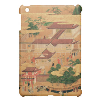 The Life and Pastimes of the Japanese Court, Tosa iPad Mini Cases