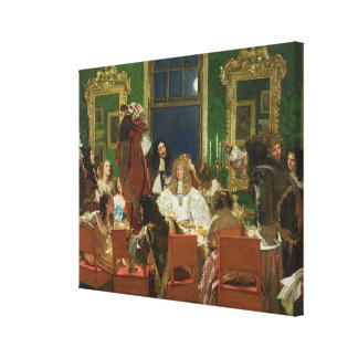 The Life of Buckingham, 1853-55 (oil on canvas) (s Gallery Wrap Canvas