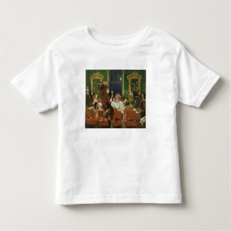 The Life of Buckingham, 1853-55 (oil on canvas) (s Tees