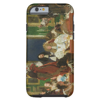 The Life of Buckingham, 1853-55 (oil on canvas) (s Tough iPhone 6 Case