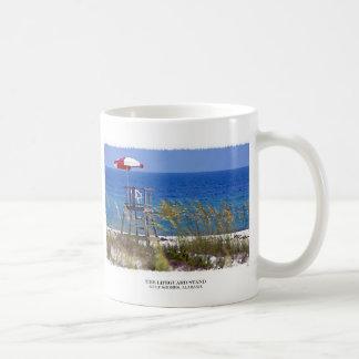 The Lifeguard Stand Coffee Mug