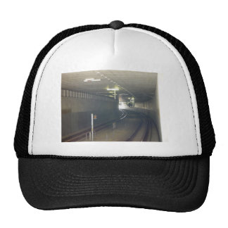 The Light At The End Of The Tunnel At Subiaco In W Trucker Hat